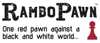 RamboPawn Game Logo